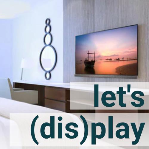 Hotel Bildschirme
